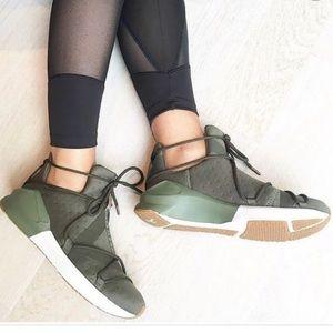 Puma Fierce Rope Trainer Athletic Tennis Sneakers